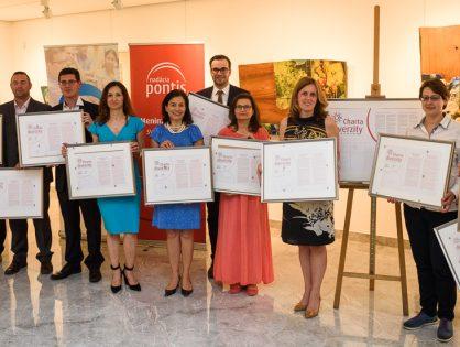 Prvých 16 firiem podpísalo Chartu diverzity Slovensko