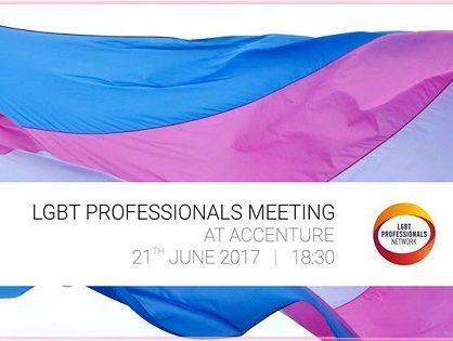 Pozvánka: stretnutie LGBT Professionals Network