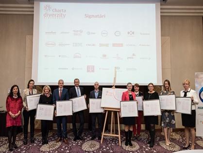 Prvá štátna inštitúcia a 11 firiem sa pridali k podpisu Charty diverzity SR