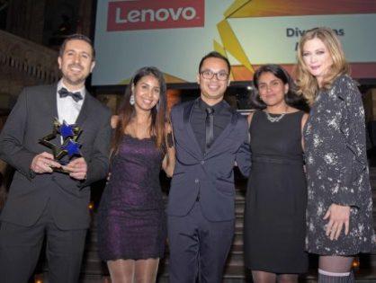 Lenovo Slovakia víťazom European Diversity Awards