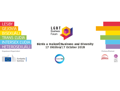 LGBT Business Forum 2018: Biznis a inakosť