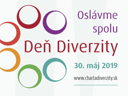 30. máj 2019 - Deň Diverzity oslavujeme už druhýkrát