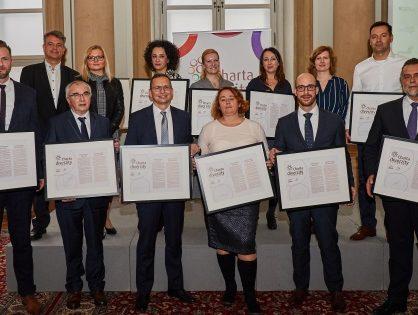 K Charte diverzity sa pridalo aj mesto Bratislava, ktoré je domovom tretiny cudzincov na Slovensku