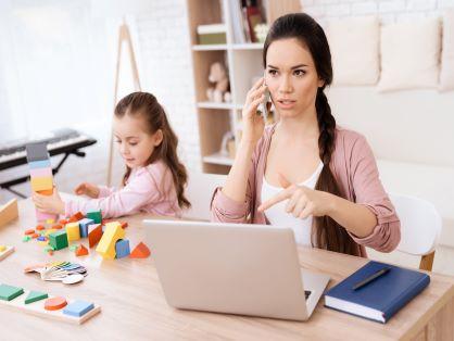 Ako podporiť zamestnancov-rodičov na home office?