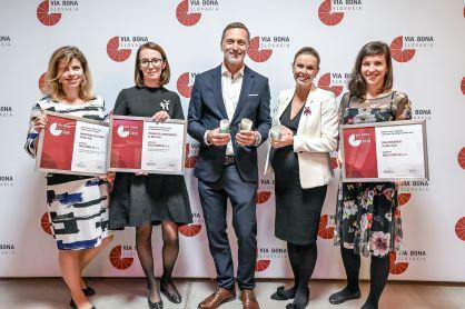 Nadácia Pontis ocenila najzodpovednejšie firmy za rok 2020. Medzi víťazmi aj signatári Charty diverzity.